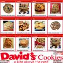Davids Coookies Thanksgiving 2009